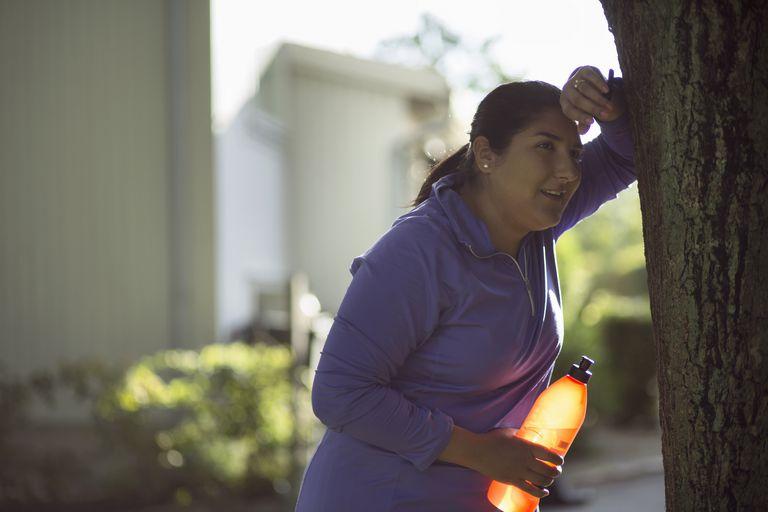 À L'arrêt: Surmonter les plateaux de perte de poids