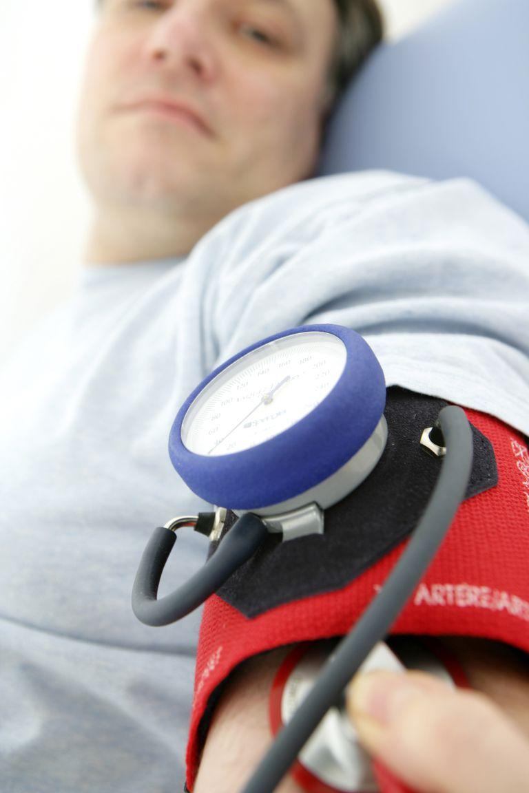 Le traitement peut-il abaisser trop votre tension artérielle?