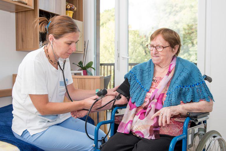 Traitement de l'hypertension chez les personnes âgées