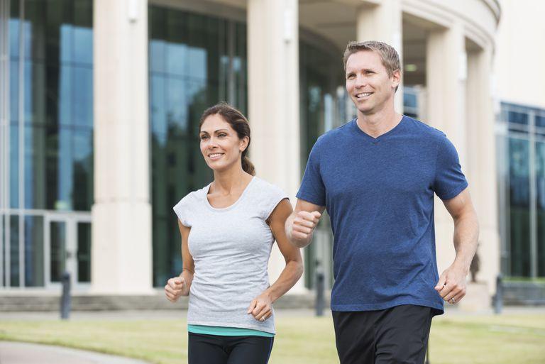 Exercice de marche rapide de 20 minutes