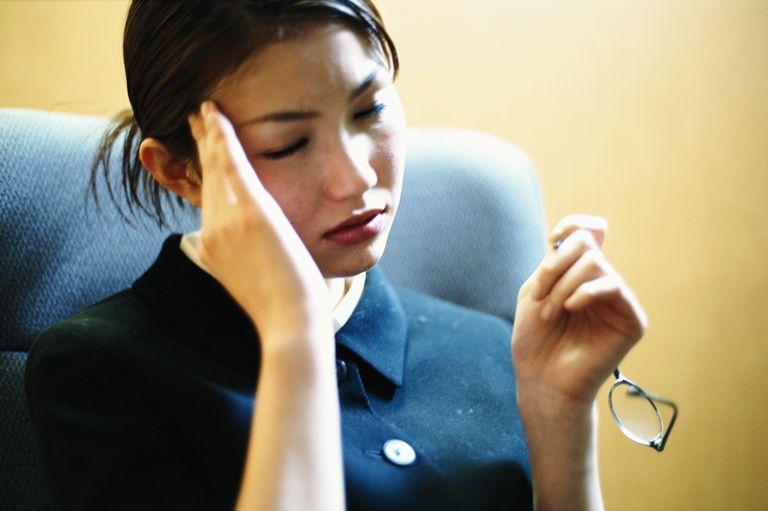 Symptômes courants de l'hypotension
